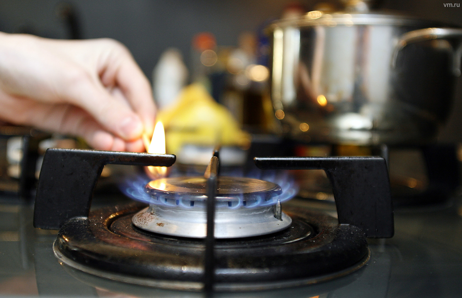 Облгазам дадуть ще два роки для встановлення лічильників газу населенню