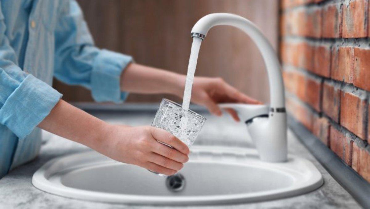 Зміни в тарифі на холодну воду